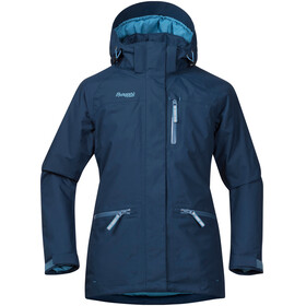Bergans Youth Alme Insulated Jacket Dark Steel Blue/Steel Blue/Glacier